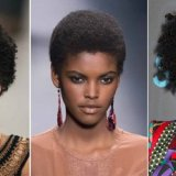 Coupe cheveux afro femme