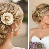 Coupe courte femme mariage