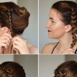 Decoration chignon