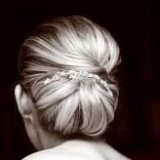 Chignon grace kelly
