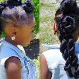 Coiffure fille 6 ans