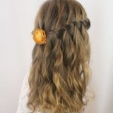 Coiffure fille 8 ans