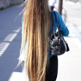Long cheveux