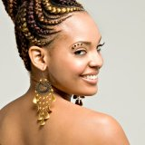 Plus belle tresse africaine