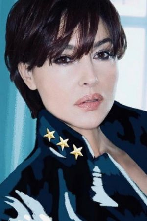 Monica bellucci cheveux courts