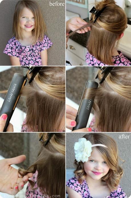 Coiffure Fille Cheveux Longs