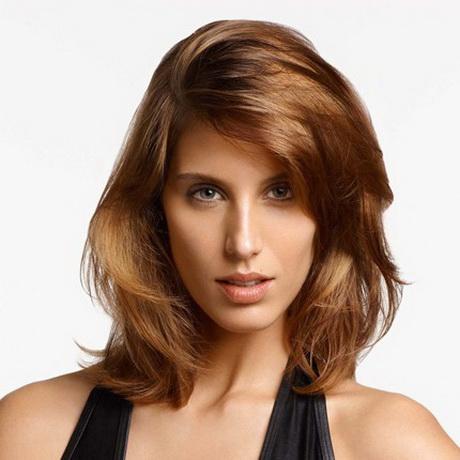 Coupe cheveux visage carré