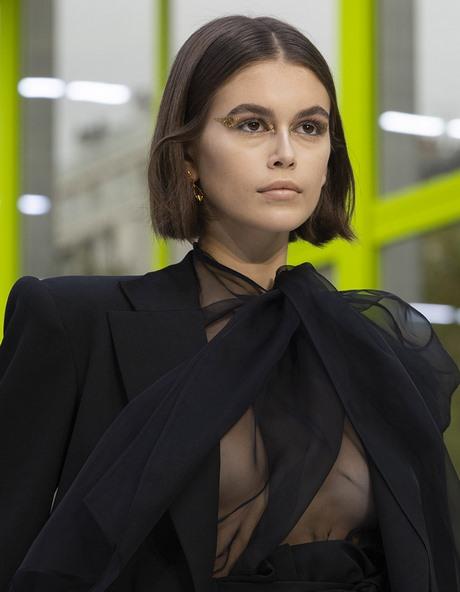 Nouvelle coupe de cheveux femme 2020