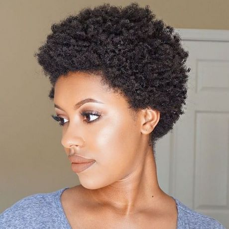 Coiffure afro 2019