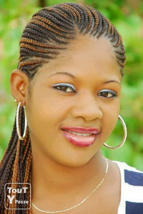 Model De Natte Africaine