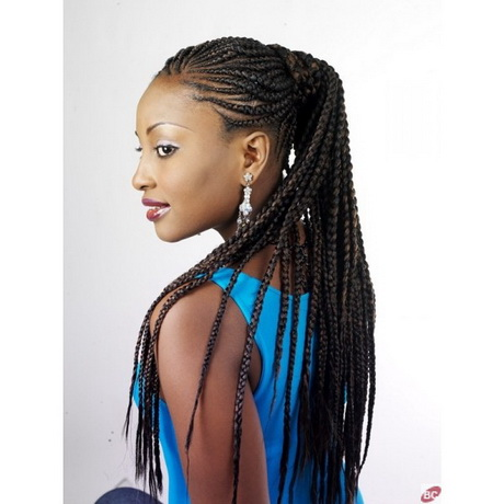 Les Nattes Coiffure Africaine | LONG HAIRSTYLES
