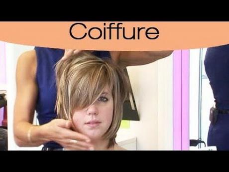 Modele coiffure visage ovale