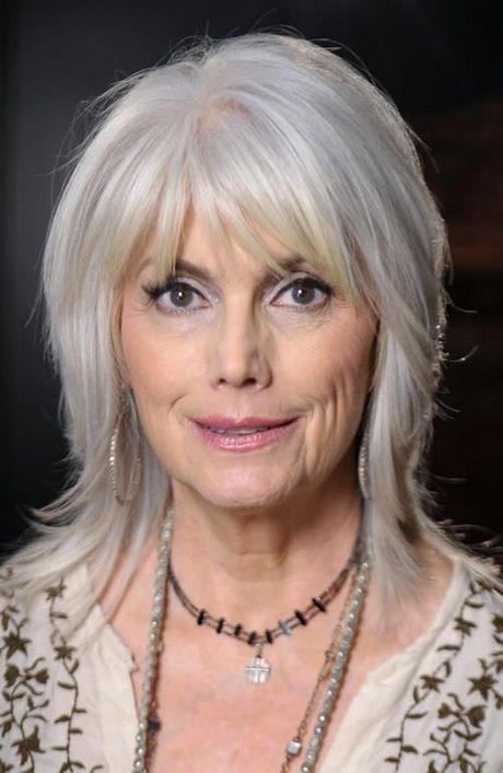 Coupe de cheveux femme plus de 50 ans
