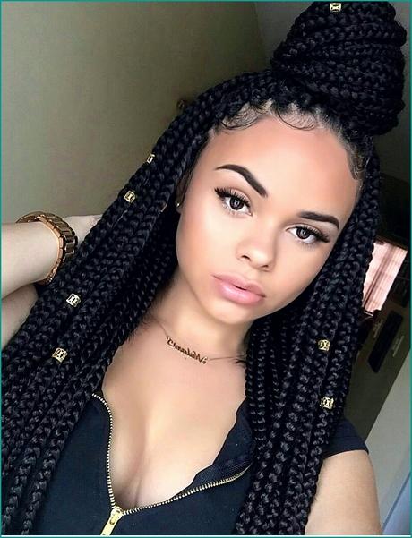 Modele de coiffure tresse pour petite fille