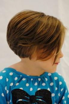 girl child haircut coupe carr 233 fille 4926 | coupe carr fille 48 12
