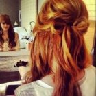 Coiffure swagg femme