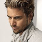 Coupe cheveux long homme