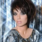 Images coupe cheveux courts