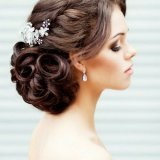 Cheveux mariage 2015