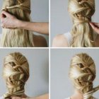 Coiffure simples