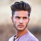 Coupe cheveux homm
