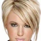 Coupe courte blonde 2018