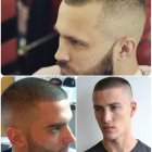 Coupe homme courte 2018