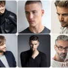 Mode coiffure homme 2018