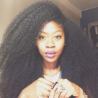Cheveux africain