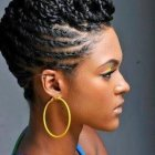 Tresse cheveux afro