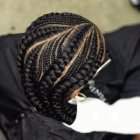 Nouvelle coiffure africaine 2018