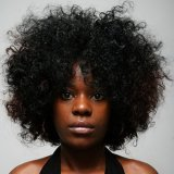 Cheveux africaine