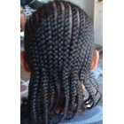 Coiffeuse tresse africaine
