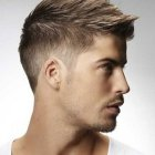 Coupe homme simple