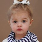 Coiffure fille 2 ans