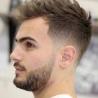 Coupe degradee homme
